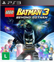 LEGO Batman 3: Beyond Gotham para PS3