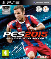 Pro Evolution Soccer 2015 para PS3