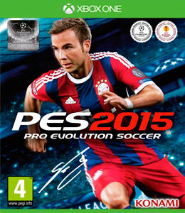 Pro Evolution Soccer 2015 para Xbox One