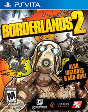Borderlands 2 para PS Vita