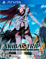 Akiba's Trip: Undead & Undressed para PS Vita