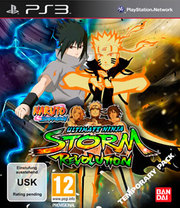 Naruto Shippuden: Ultimate Ninja Storm Revolution para PS3