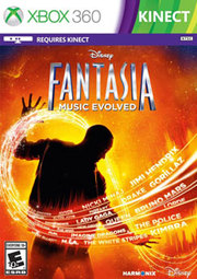 Fantasia: Music Evolved para XBOX 360