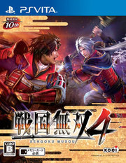 Samurai Warriors 4 para PS Vita