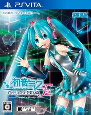 Hatsune Miku: Project Diva F 2nd para PS Vita