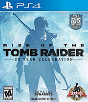 Rise of the Tomb Raider para PS4