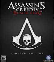 Assassin's Creed IV: Black Flag Limited Edition para PS3