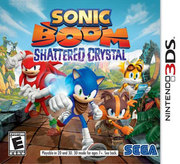 Sonic Boom: Shattered Crystal para 3DS