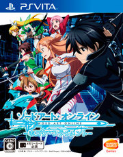 Sword Art Online: Hollow Fragment para PS Vita