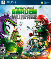 Plants vs. Zombies Garden Warfare para PS4
