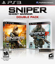 Sniper: Ghost Warrior Double Pack para PS3