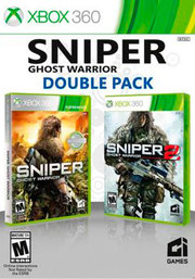 Sniper: Ghost Warrior Double Pack para XBOX 360