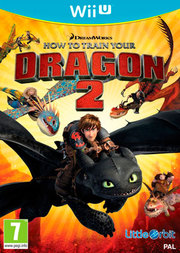 How to Train Your Dragon 2: The Video Game para Wii U