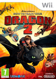 How to Train Your Dragon 2: The Video Game para Wii