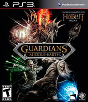 Guardians of Middle-Earth para PS3