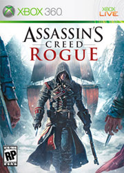Assassin's Creed Rogue para XBOX 360
