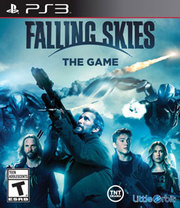 Falling Skies: The Game para PS3