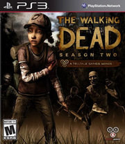 The Walking Dead: Season Two - A Telltale Games Series para PS3
