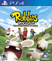 Rabbids Invasion para PS4