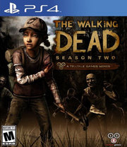 The Walking Dead: Season Two - A Telltale Games Series para PS4