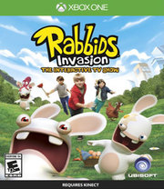 Rabbids Invasion para Xbox One
