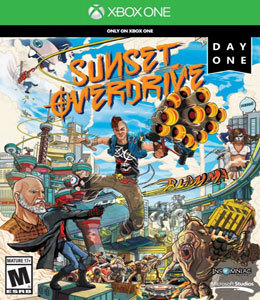 Sunset Overdrive Day One Edition para Xbox One