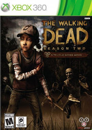 The Walking Dead: Season Two - A Telltale Games Series para XBOX 360