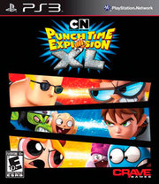 Cartoon Network - Punch Time Explosion para PS3