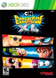 Cartoon Network - Punch Time Explosion para XBOX 360