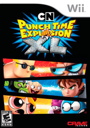 Cartoon Network - Punch Time Explosion para Wii
