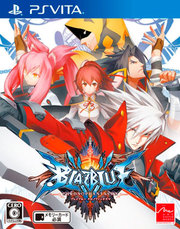 BlazBlue: Chrono Phantasma para PS Vita
