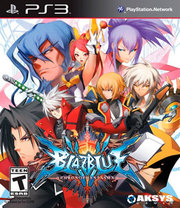 BlazBlue: Chrono Phantasma para PS3