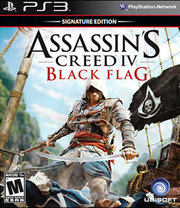 Assassin's Creed IV: Black Flag Signature Edition para PS3