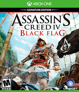 Assassin's Creed IV: Black Flag Signature Edition para Xbox One