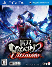 Warriors Orochi 3 Ultimate para PS Vita