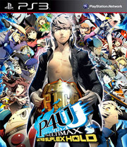 Persona 4 Arena Ultimax para PS3
