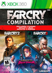 Far Cry Compilation para XBOX 360