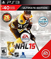 NHL 15 Ultimate Edition para PS3