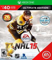 NHL 15 Ultimate Edition para Xbox One