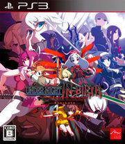 Under Night In-Birth Exe:Late para PS3