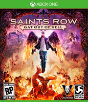 Saints Row: Gat Out of Hell para Xbox One
