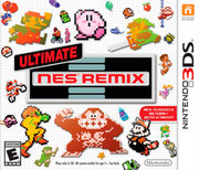Ultimate NES Remix para 3DS