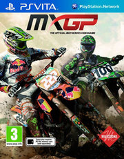 MXGP: The Official Motocross Videogame para PS Vita