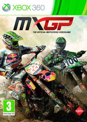 MXGP: The Official Motocross Videogame para XBOX 360