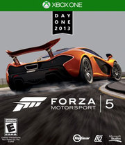 Forza Motorsport 5 Day One Edition para Xbox One