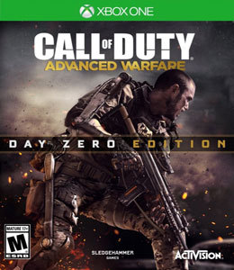 Call of Duty: Advanced Warfare Day Zero Edition para Xbox One