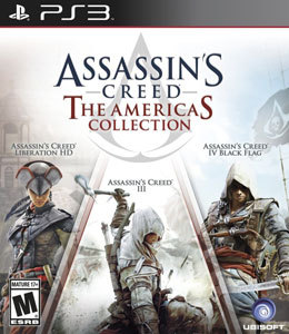 Assassin's Creed: The Americas Collection para PS3