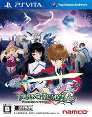 Tales of Hearts R para PS Vita