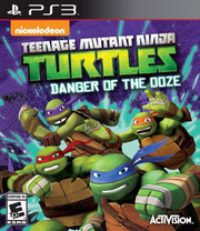 Teenage Mutant Ninja Turtles: Danger of the Ooze para PS3