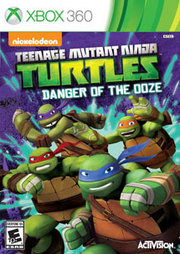 Teenage Mutant Ninja Turtles: Danger of the Ooze para XBOX 360